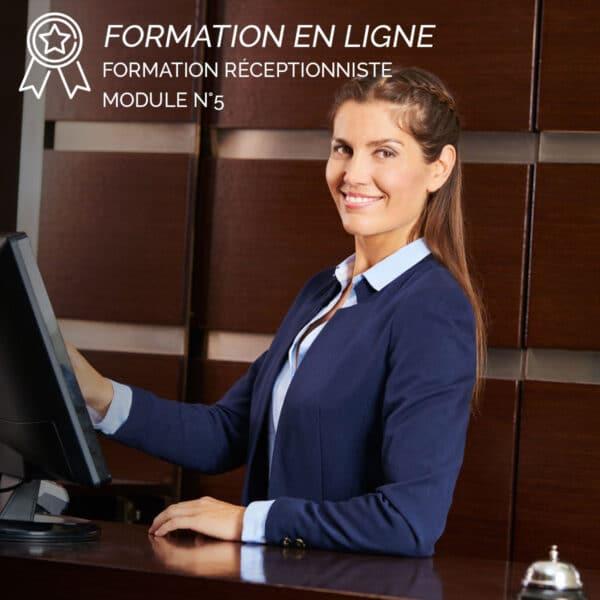 Formation-receptionniste-module-5