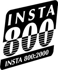 INSTA 800 CRC FORMATION