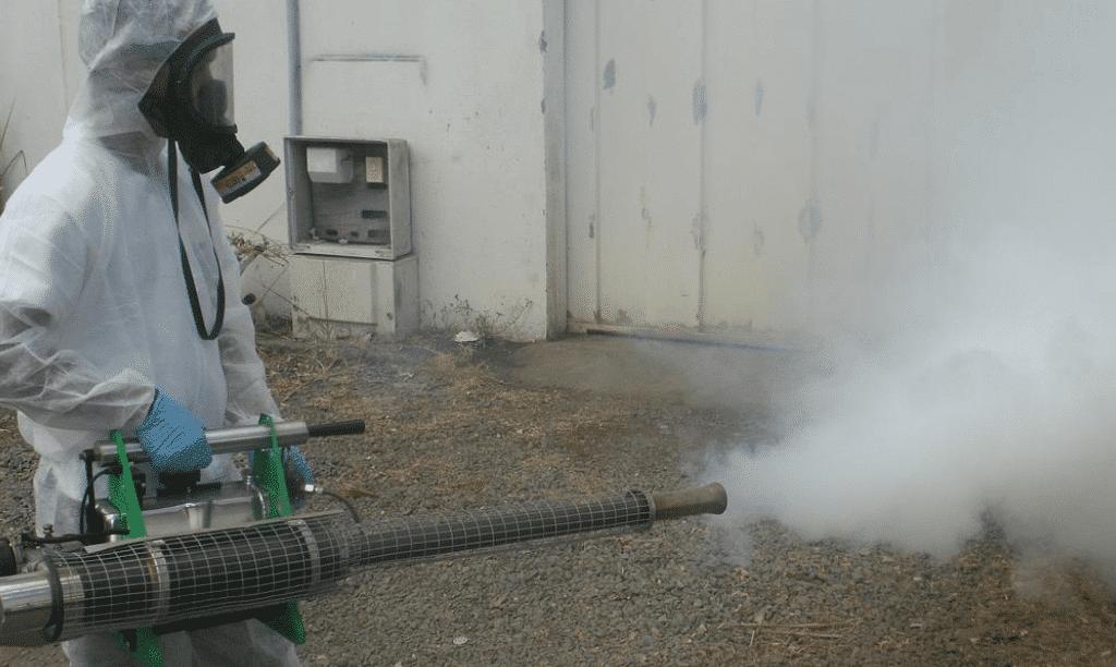 Techniques nettoyage désinfection covid