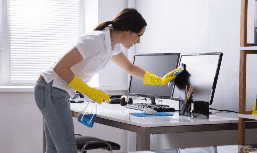 Formation en ligne métiers de la propreté