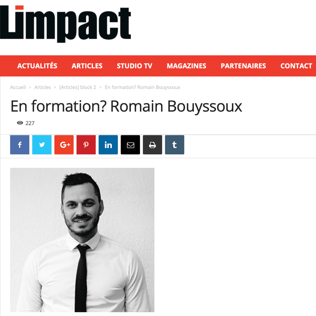 Article Limpact
