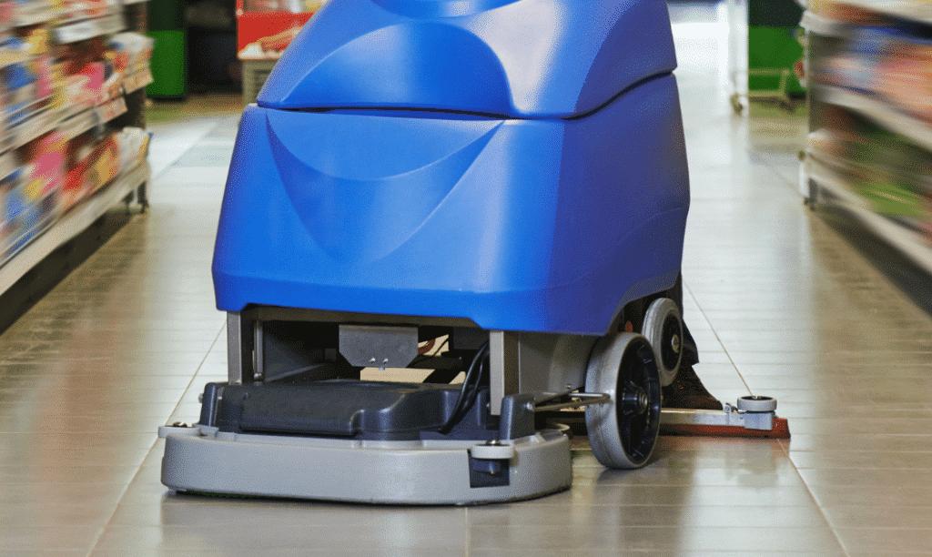 Réglementation auto laveuse autoportée