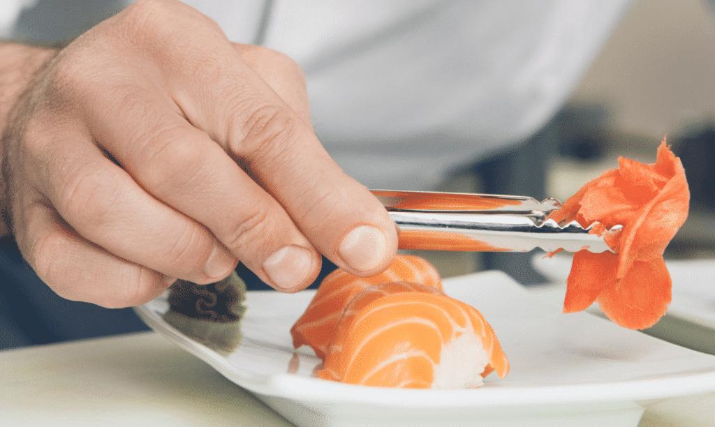 Aliments à risque restaurant