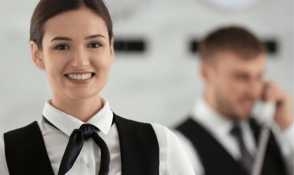 Formation réceptionniste en hôtellerie