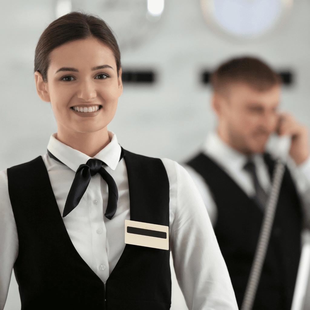 Devenir réceptionniste en hôtellerie