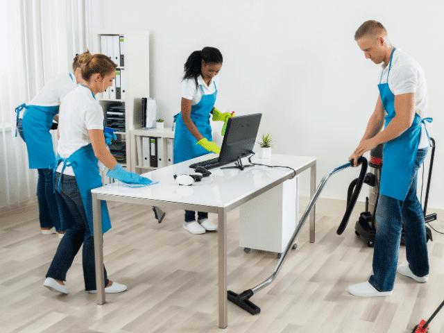 Formation agent de propreté et d'hygiène (APH)