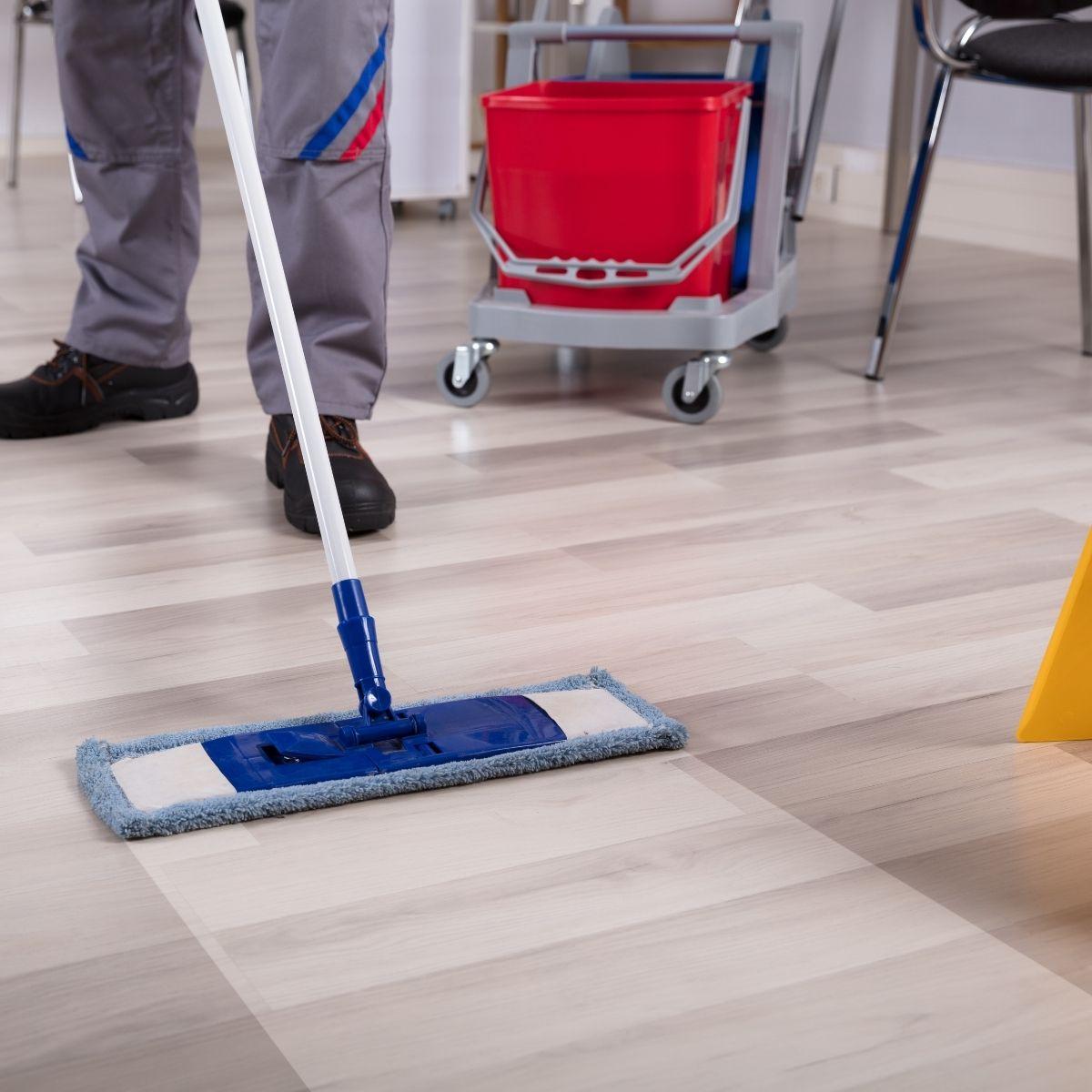 Réaliser une prestation de nettoyage manuel