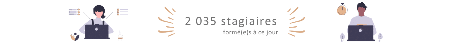 stagiaires CRC Formation