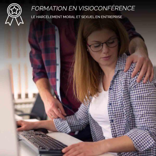 Formation Le harcèlement moral et sexuel en entreprise