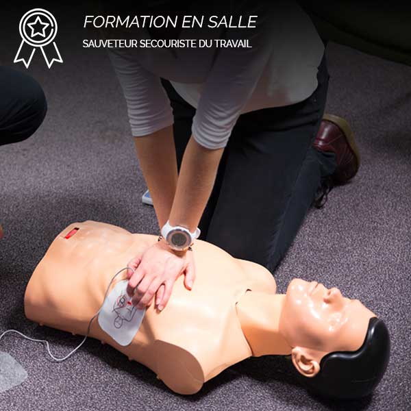 Formation SST Sauveteur Secouriste du Travail